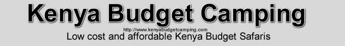 Low Cost and Affordable Kenya Budget Safaris