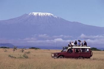 Game Drives Amboseli National Park